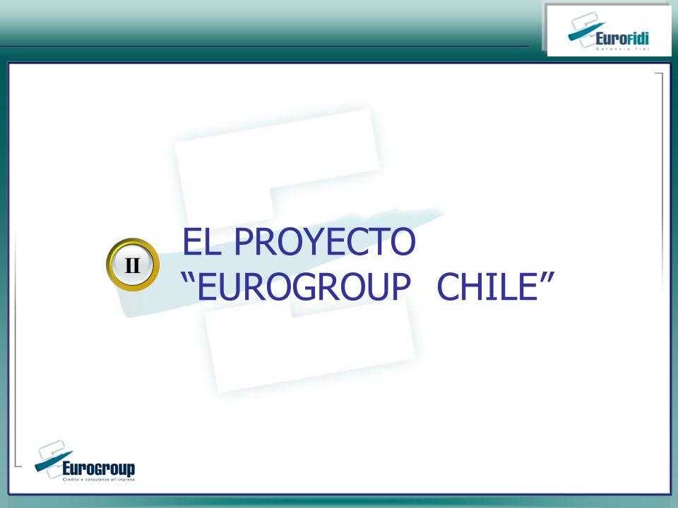 II EL PROYECTO EUROGROUP CHILE