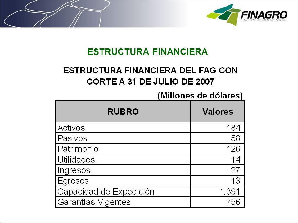 EXPEDICIÓN De 2001 a la fecha se ha expedido el 89.51% de las garantías.