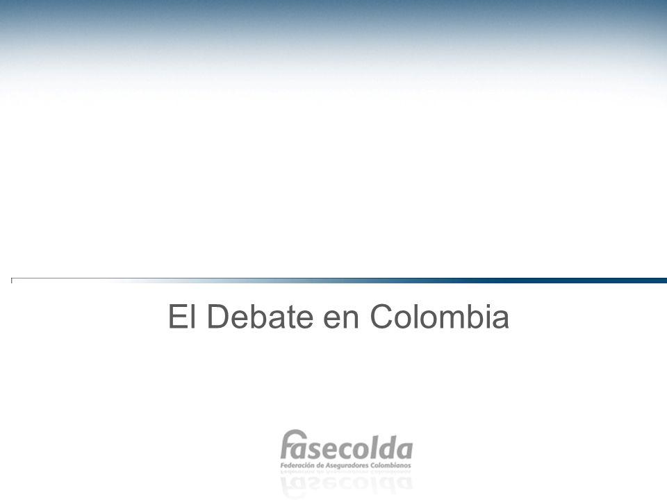 El Debate en Colombia