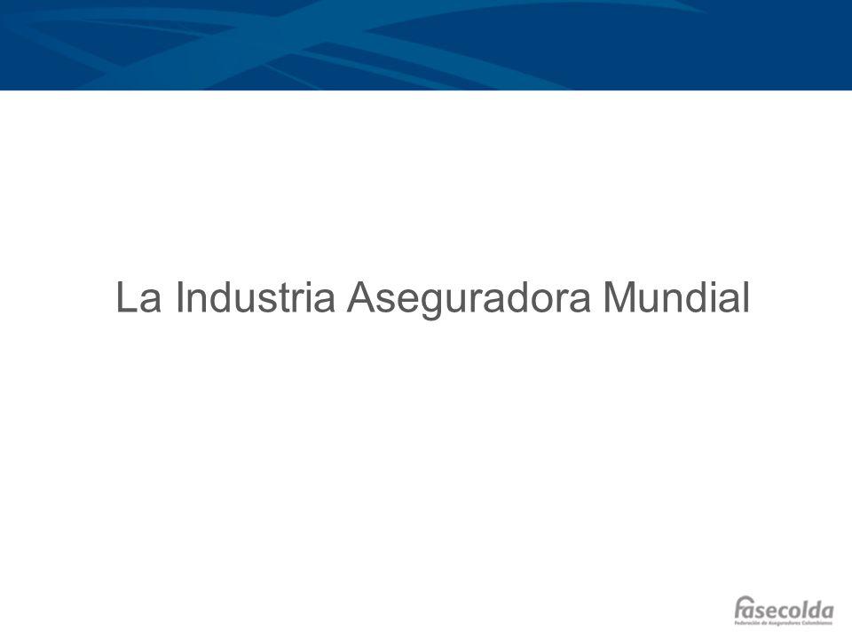 La Industria Aseguradora Mundial