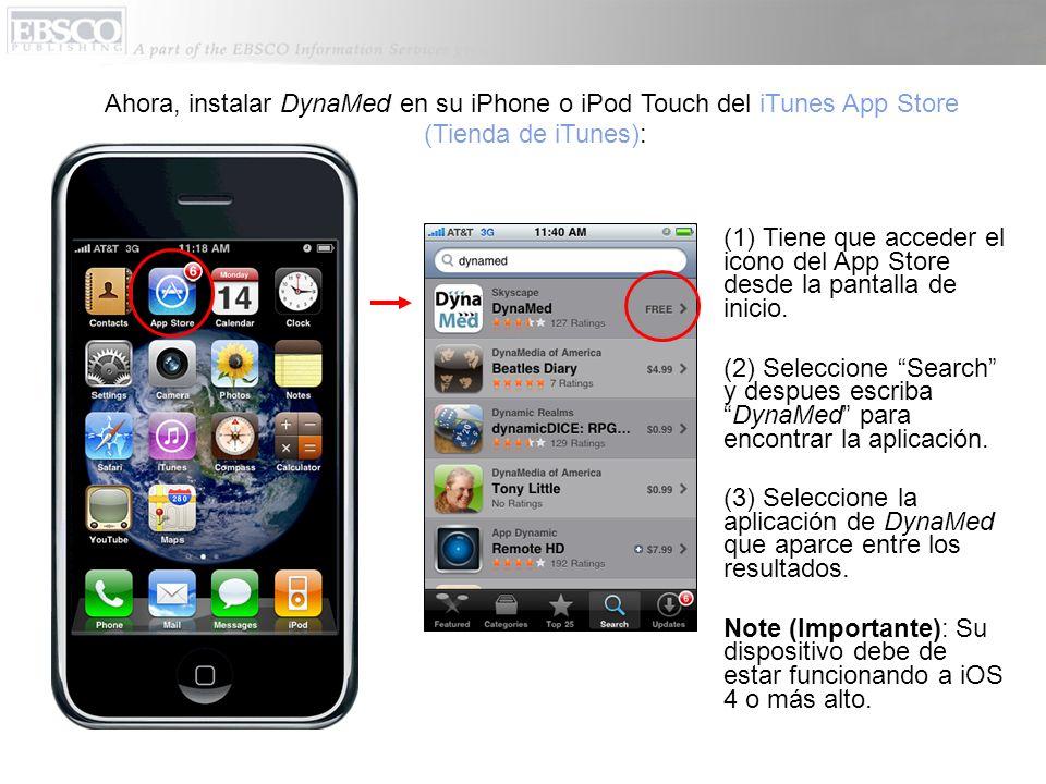 (1) Seleccione Install y despúes Download.(2) Escriba su contraseña de iTunes para descargarlo.