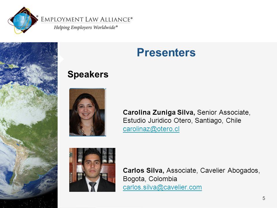 Presenters Speakers Enrique Stile, Partner, Marval, O Farrell & Mairal, Buenos Aires, Argentina ems@marval.com.ar 6