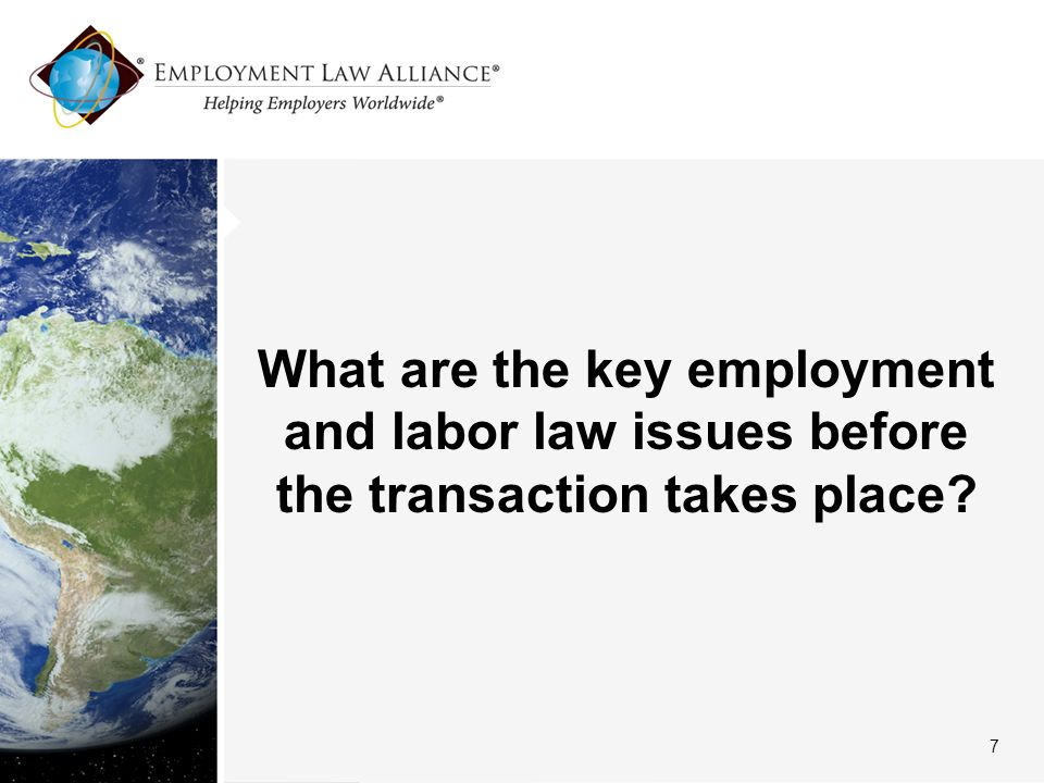 What unilateral changes can the new employer make to wages, benefits, and other terms and conditions of employment.