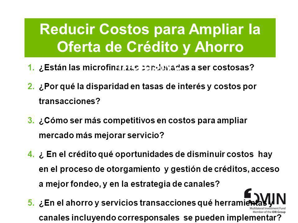 EL CANAL CORRESPONSAL OFRECE UN BUEN BALANCE ENTRE COSTO Y PRODUCTIVIDAD 1.Additional transaction cost of $0.42 USD charged to the customer 2.Estimated for stable state (i.e., over 17,700 agents and over 400 transactions per month per agent) Source: interviews with XXXXXXXXXXXX; Akya analysis Cost per transaction at different agent networks USD 0.53 Avg cost per trx USD Comission Other Benavides WalMart OXXO 1 Chedraui SorianaBanco Caja Social AV Villas own network AV Villas DD Dedo 2 Mexico Colombia 0.42 Mexico Colombia Total cost Other refers to expenses incurred other than the commission paid to the agents Such expenses include transaction processing costs and direct back-office expenses, among other 0.05 0.47 0.05 0.53 0.58 0.53 0.55 0.03 0.50 0.16 0.27 1 2 3 4 5 123 Estimaciones de costo suponen un volumen mensual de 400 transacciones