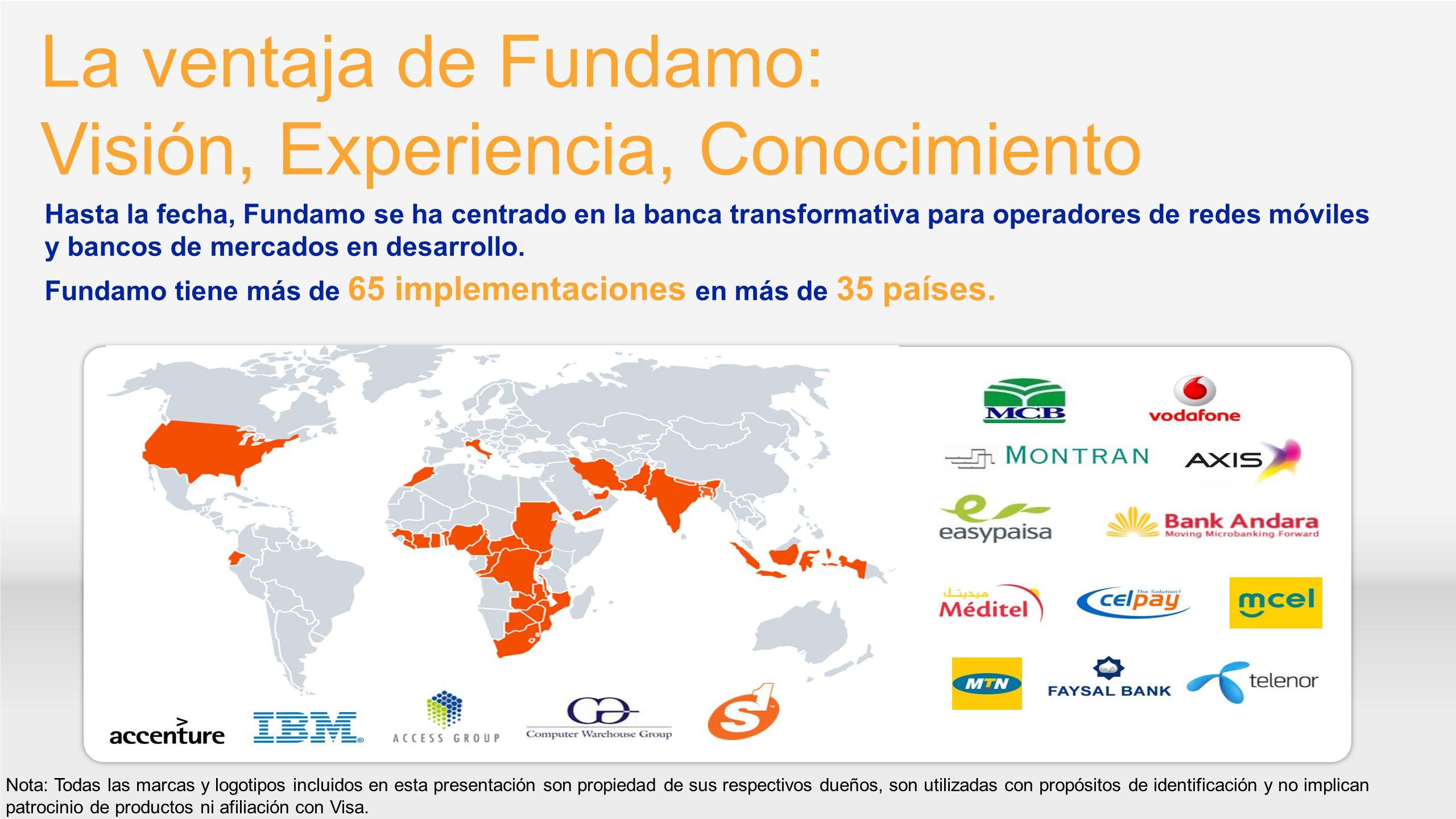 Fundamo Enterprise Platform Construir un ecosistema es clave Visa Public