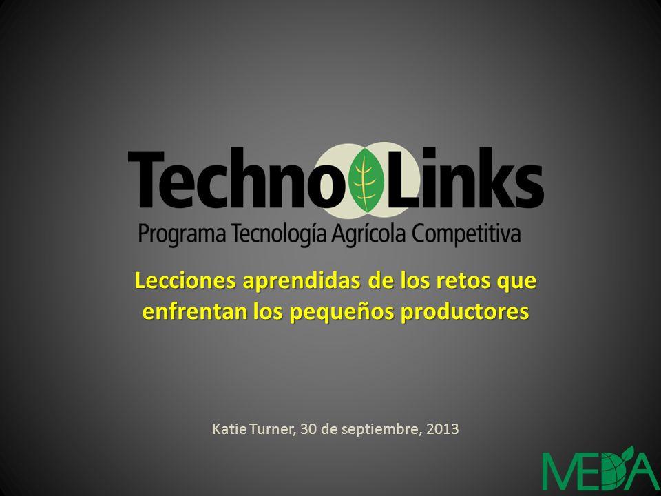 Agenda Qué es Techno-Links.Cuál es el enfoque de Techno-Links.