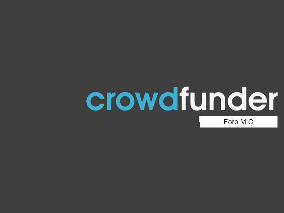 Crowdfunder es una red social online y plataforma de equity crowdfunding que conecta emprendedores con inversionistas para la creación y el desarrollo de empresas CrowdfunderMX