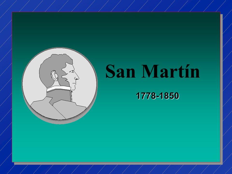 San Martín 1778-1850