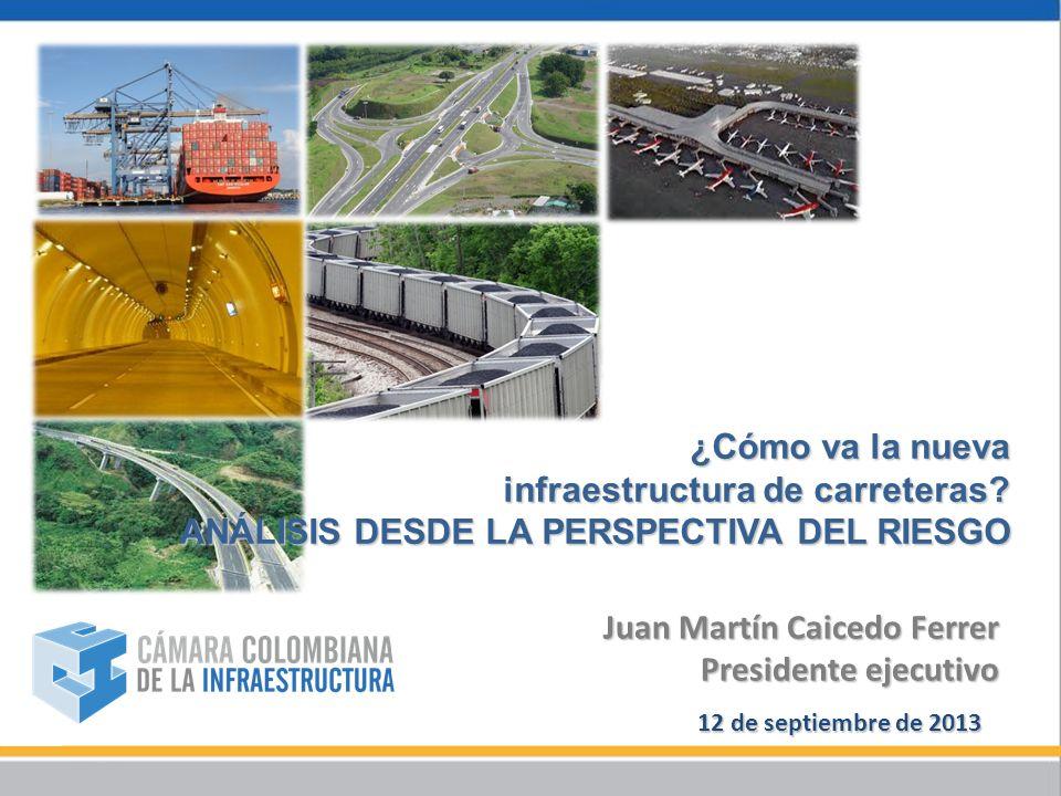 ¿Cómo va la nueva infraestructura de carreteras.