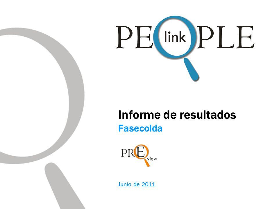 Informe de resultados Fasecolda Junio de 2011
