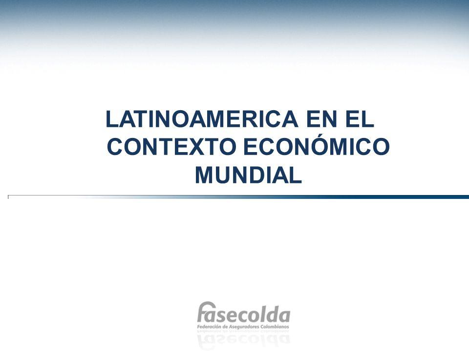 LATINOAMERICA EN EL CONTEXTO ECONÓMICO MUNDIAL