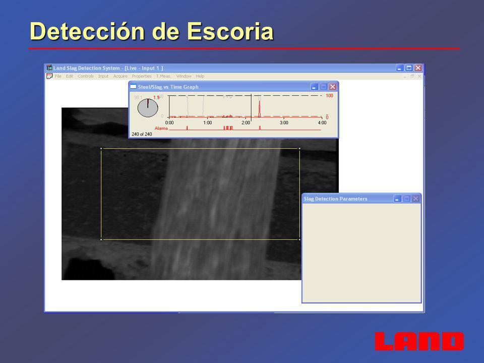 Detección de Escoria