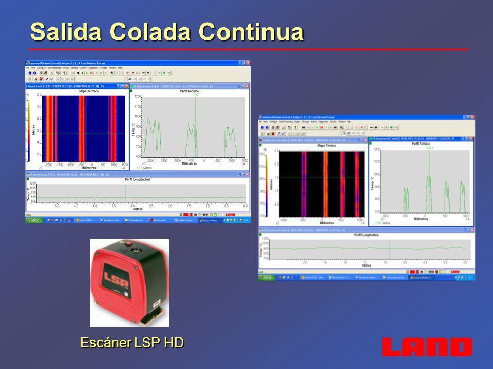 Escáner LSP HD Escáner LSP HD