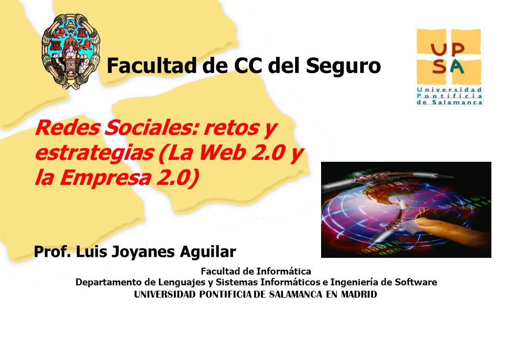 Facultad de Informática Departamento de Lenguajes y Sistemas Informáticos e Ingeniería de Software UNIVERSIDAD PONTIFICIA DE SALAMANCA EN MADRID 1 Fac