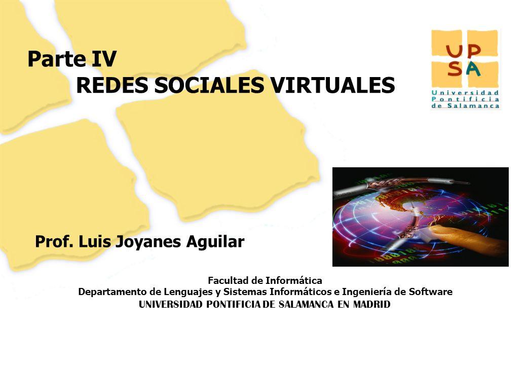 Facultad de Informática Departamento de Lenguajes y Sistemas Informáticos e Ingeniería de Software UNIVERSIDAD PONTIFICIA DE SALAMANCA EN MADRID 130 P