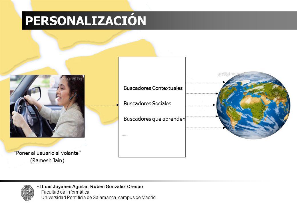© Luis Joyanes Aguilar, Rubén González Crespo Facultad de Informática Universidad Pontificia de Salamanca, campus de Madrid Referencias Bibliográficas (v) WALLACE, Patricia.