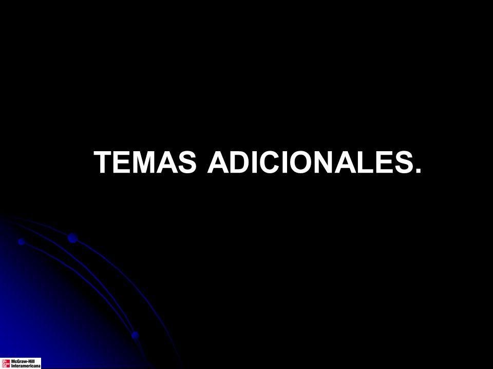TEMAS ADICIONALES.
