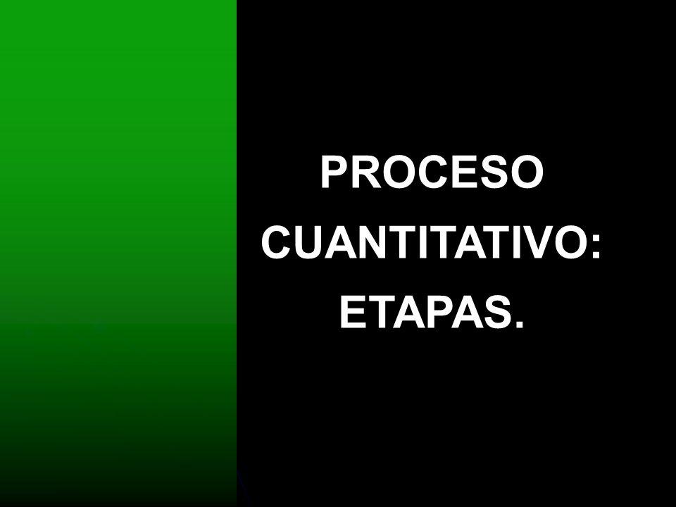 ALCANCES DE LA INVESTIGACIÓN. CAUSAL.