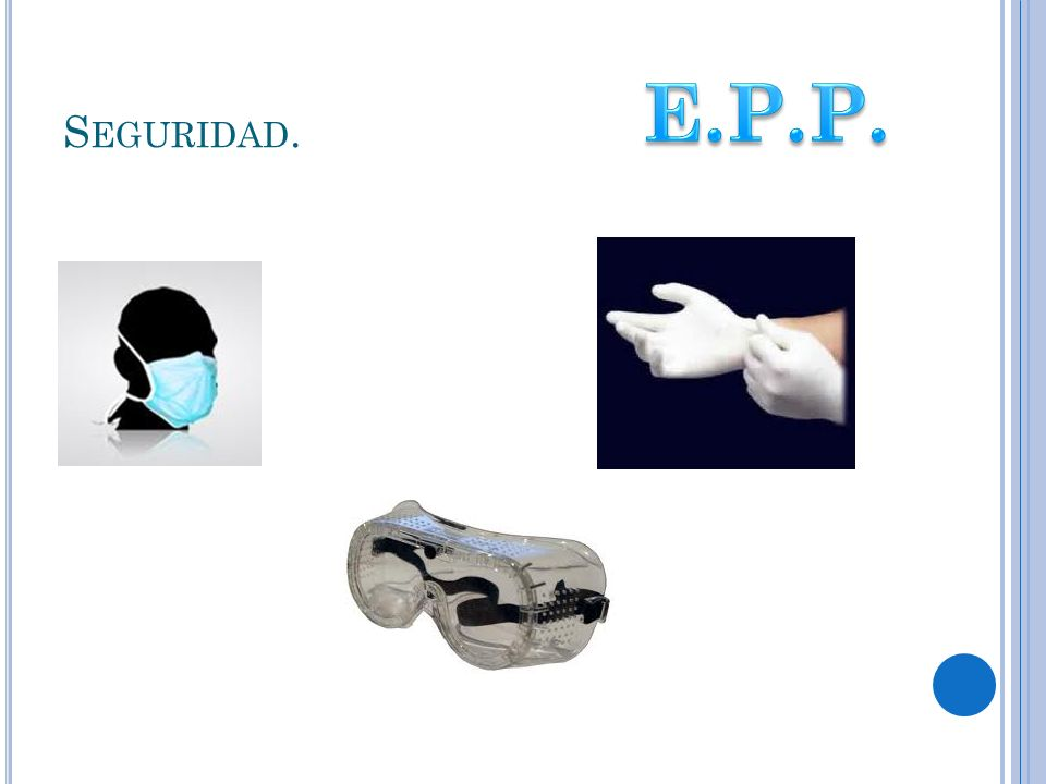S EGURIDAD.