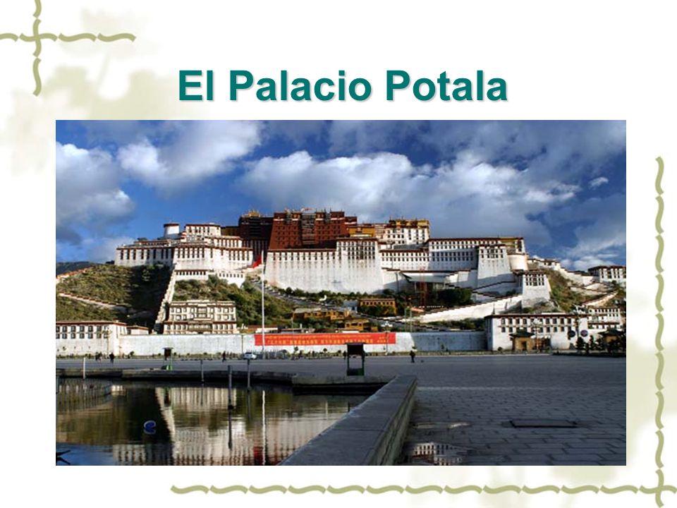 El Palacio Potala