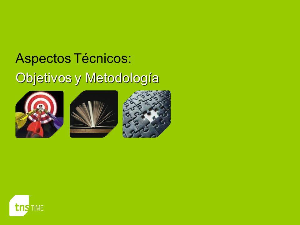 Aspectos Técnicos: Objetivos y Metodología
