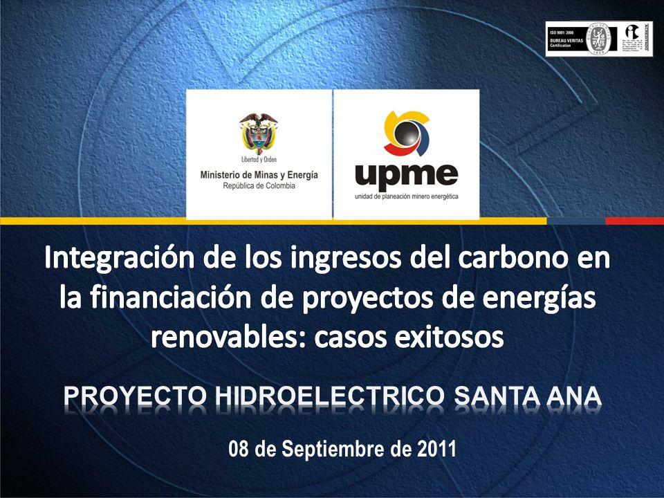 PORTAFOLIO COLOMBIANO PROYECTOS MDL Colombia cuenta con un portafolio de 154 proyectos distribuidos de la siguiente forma: De estos 154 proyectos, 66 cuentan con Aprobación Nacional, 29 proyectos se encuentran registrados ante la Convención Marco de las Naciones Unidas sobre Cambio Climático CMNUCC, y 10 proyectos con Certificado de Reducción de Emisiones - CERs.