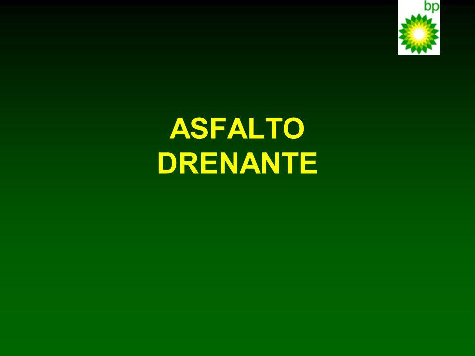 ASFALTO DRENANTE