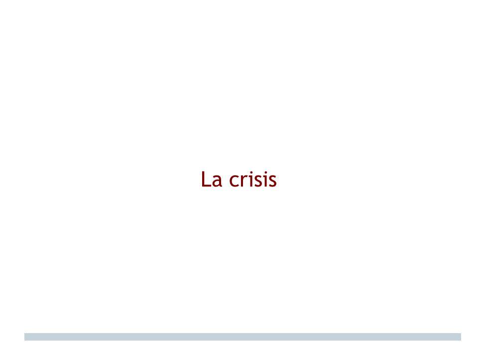 The Economist, 2 Oct. 2008 The Economist, 16 Oct. 2008 La crisis en el 2008