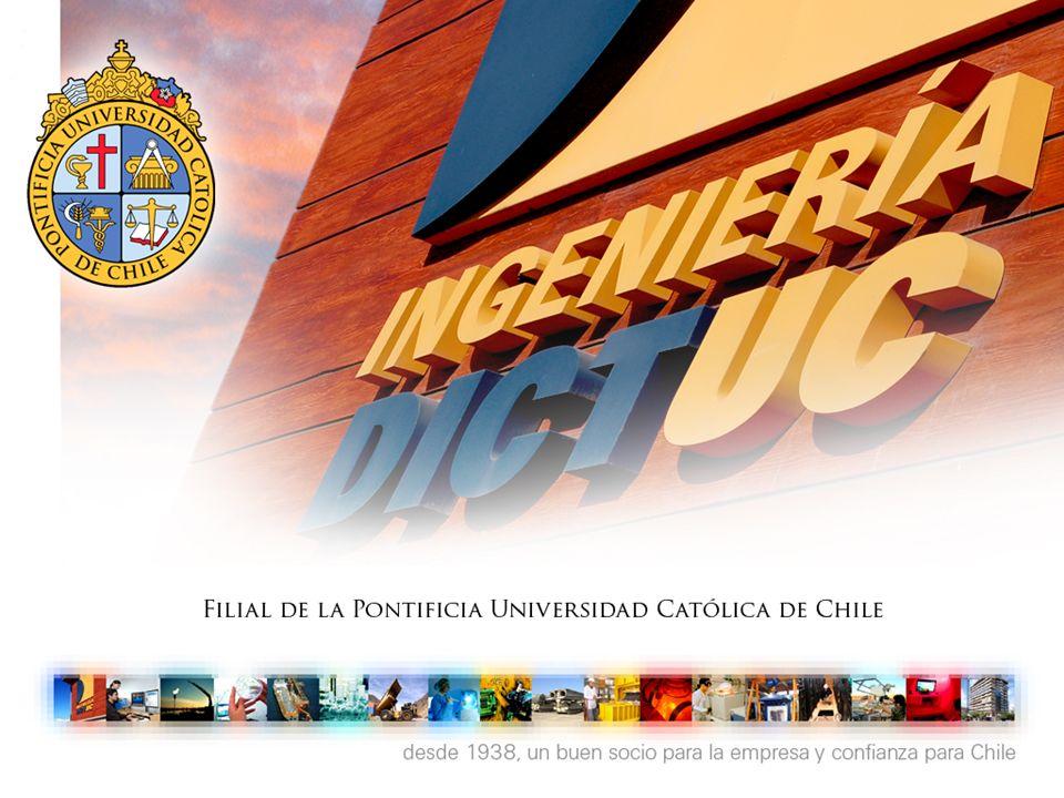 www.dictuc.cl ingenieria@dictuc.cl Contenidos Conceptos Generales Antenas Radiación Electromagnética Resultados Estudio comparativo de normas - Informe DICTUC Nº 1.025.574 Estudio de nivel de radiación antenas en Chile - Informe DICTUC Nº 1.025.569