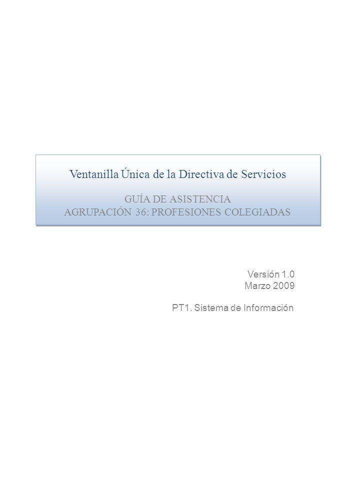 Versión 1.0 Marzo 2009 PT1.