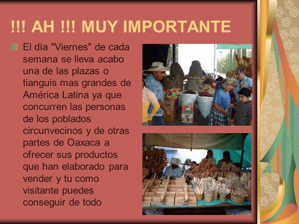 !!! AH !!! MUY IMPORTANTE El día
