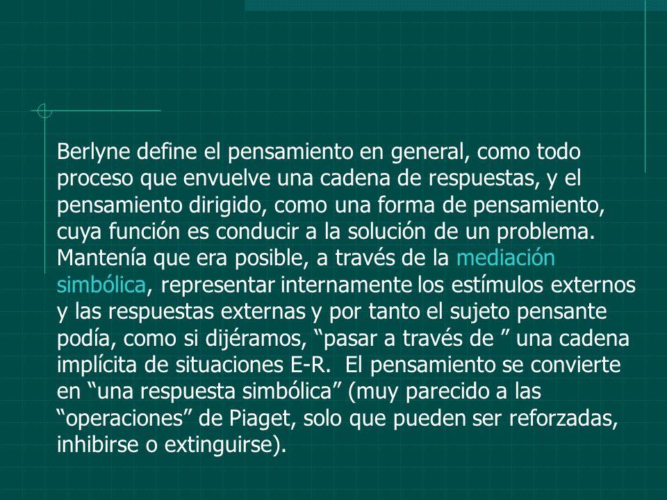 Luria.Luria, A. R. (1961) mostró la función de la palabra en la regulación del comportamiento.