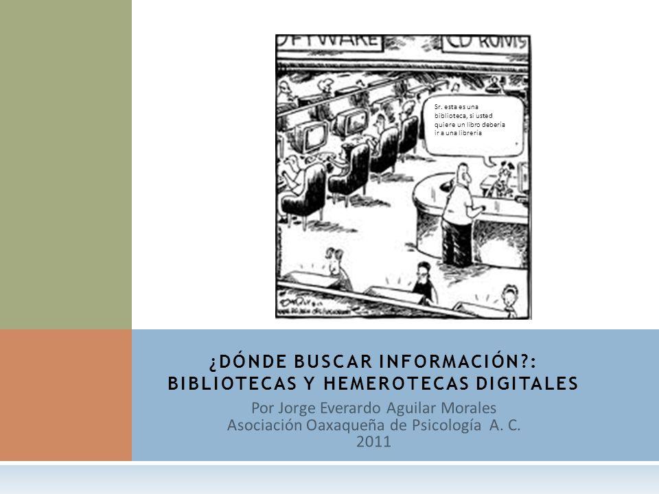 Por Jorge Everardo Aguilar Morales Asociación Oaxaqueña de Psicología A.
