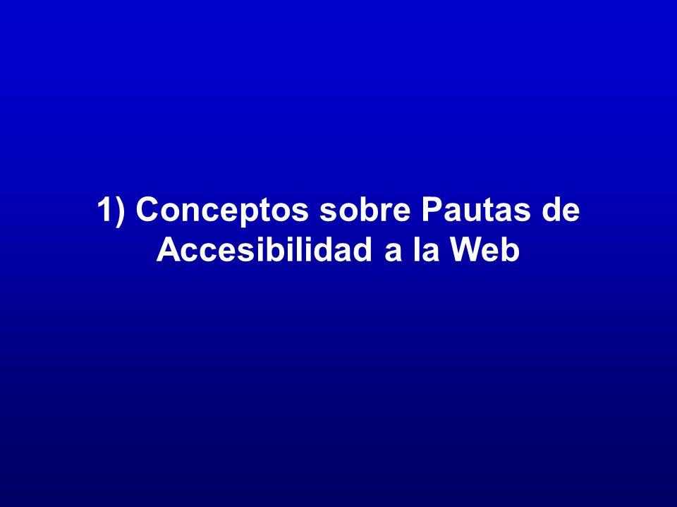 Si la página web cumple con las pautas de accesibilidad Nivel AAA, se inserta el siguiente código en la página: <a href=http://www.w3.org/WAI/WCAG1AAA-Conformance title= Explanation of Level Triple-A Conformance > <img height= 32 width= 88 src=http://www.w3.org/WAI/wcag1AAA alt= Level Triple-A conformance icon, W3C-WAI Web Content Accessibility Guidelines 1.0 > Documento que cumple Accesibilidad 14 W3C Web Content Accessibility Guidelines 1.0 Conformance Logos, http://www.w3.org/WAI, junio 2005
