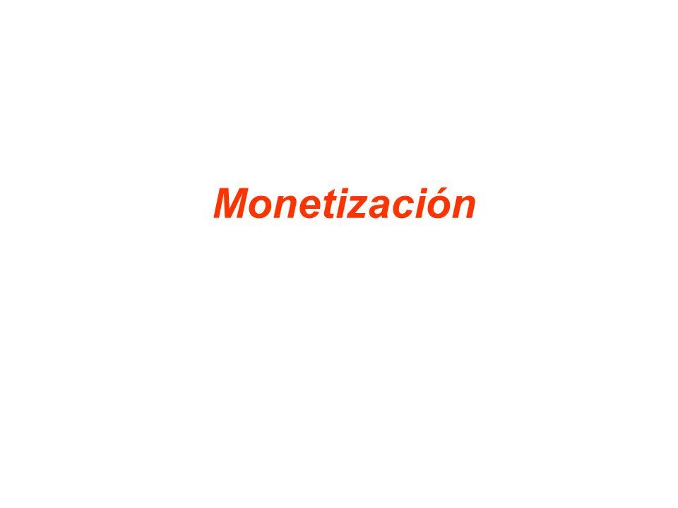 Monetización