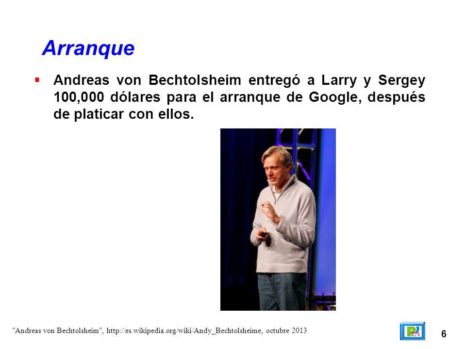 7 Sede La sede principal de Google se encuentra en Mountain View California.