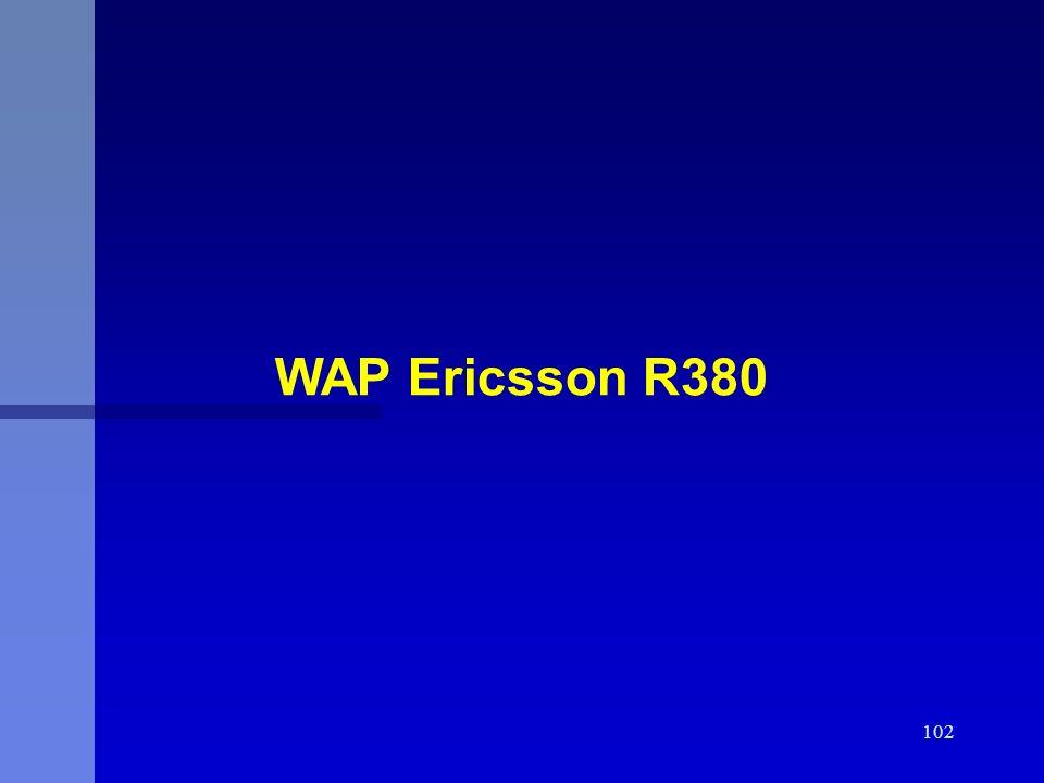 102 WAP Ericsson R380