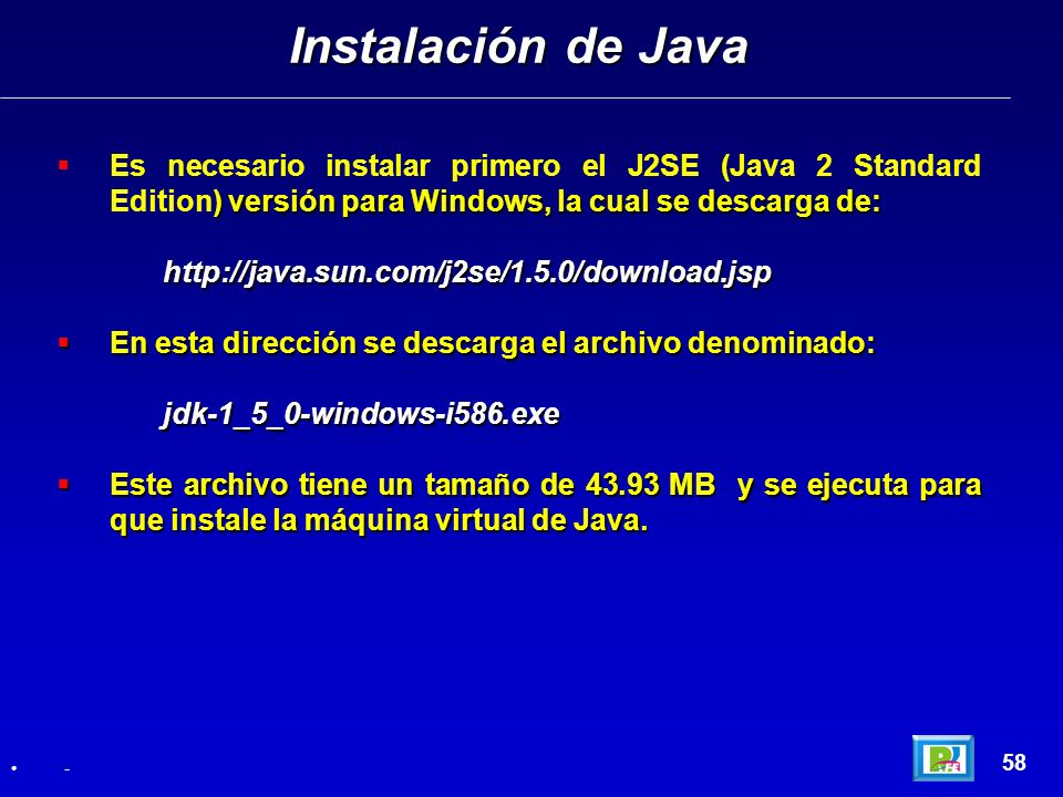 Para probar si quedo instalado se teclea java –version en una terminal de Windows.