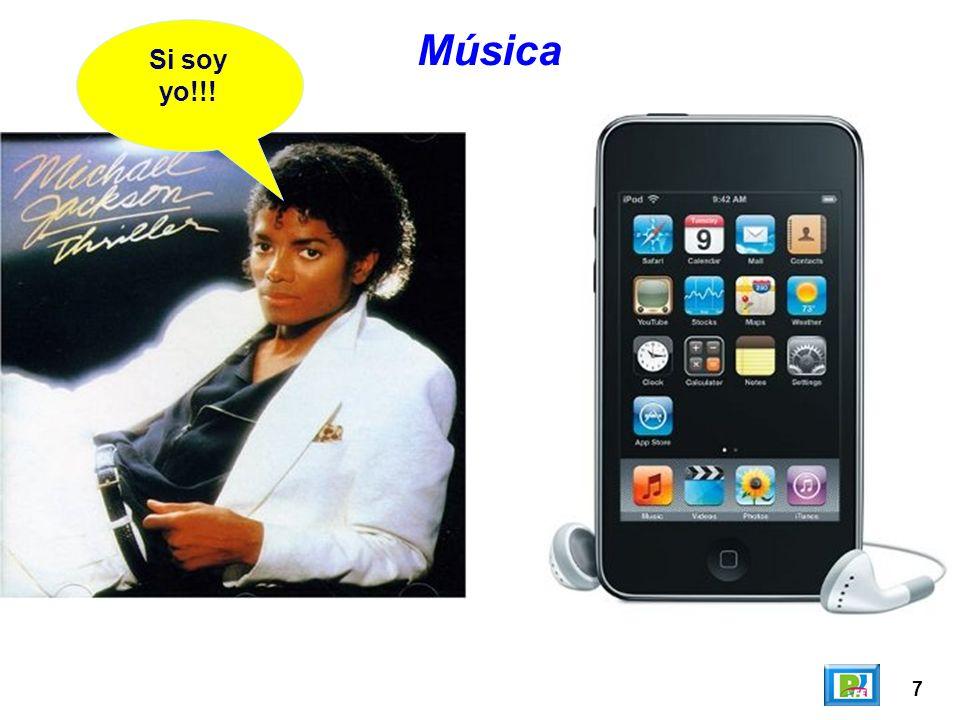 7 Música Si soy yo!!!