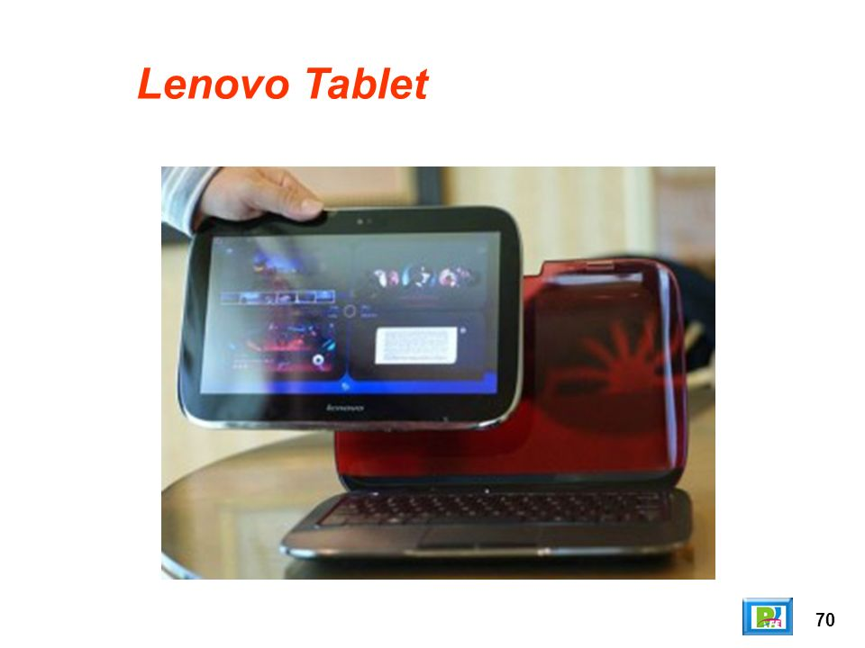 70 Lenovo Tablet