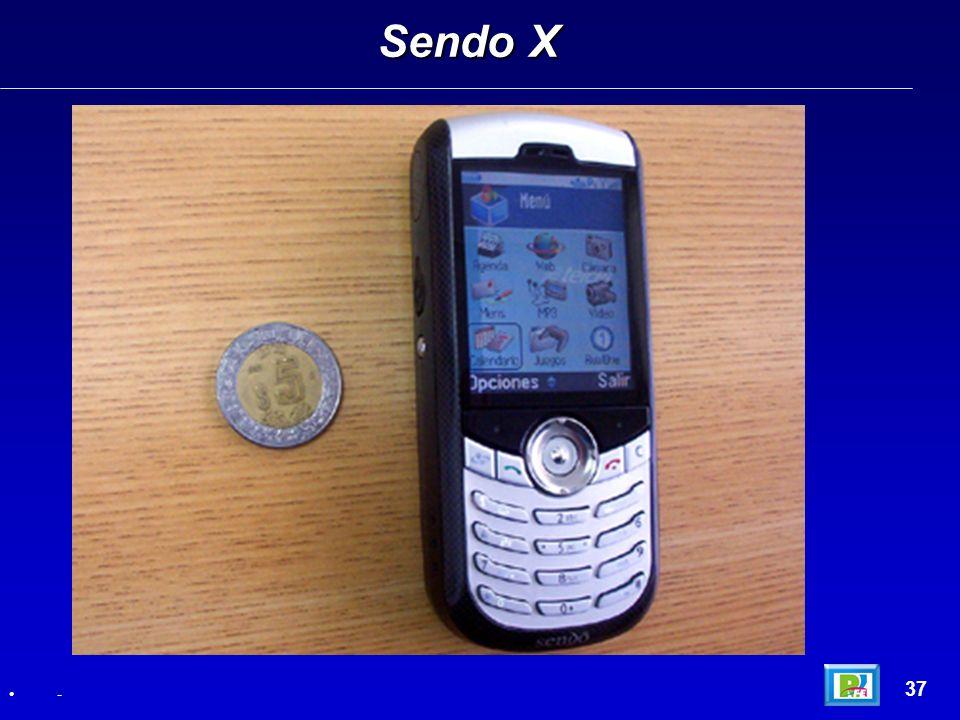 Sendo X 37 -