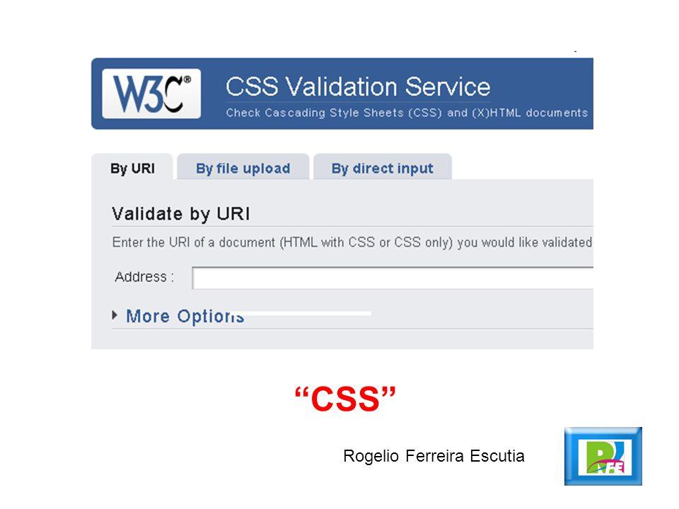 CSS Rogelio Ferreira Escutia
