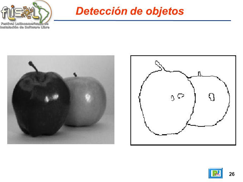 26 Detección de objetos