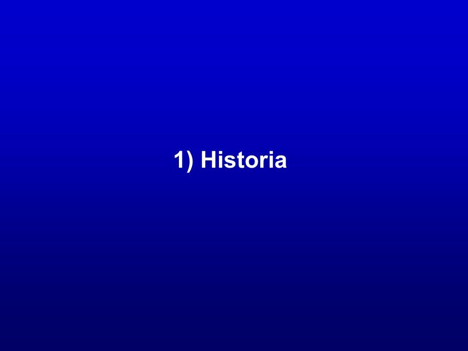 1) Historia