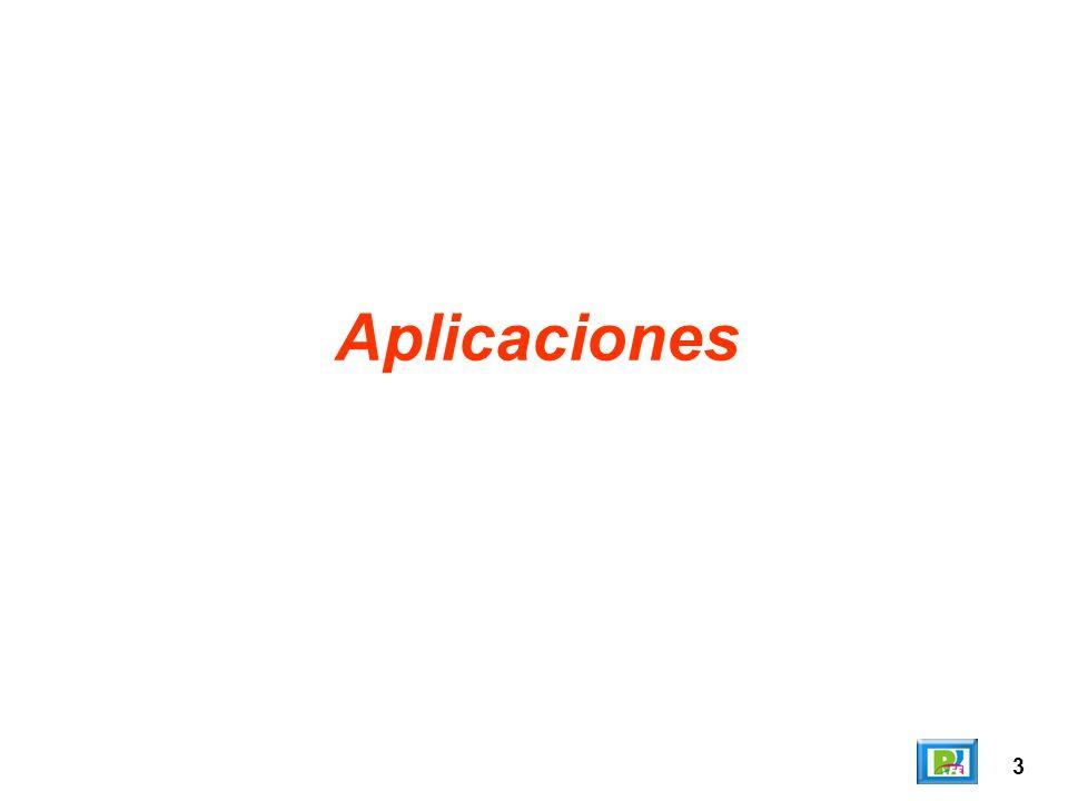 3 Aplicaciones