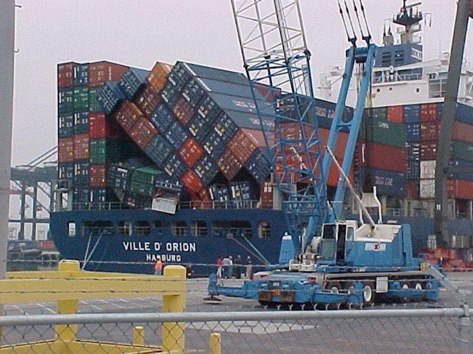 Deberes y Derechos en el Transporte Marítimo.DEFENSAS DE LAS NAVIERAS 4.