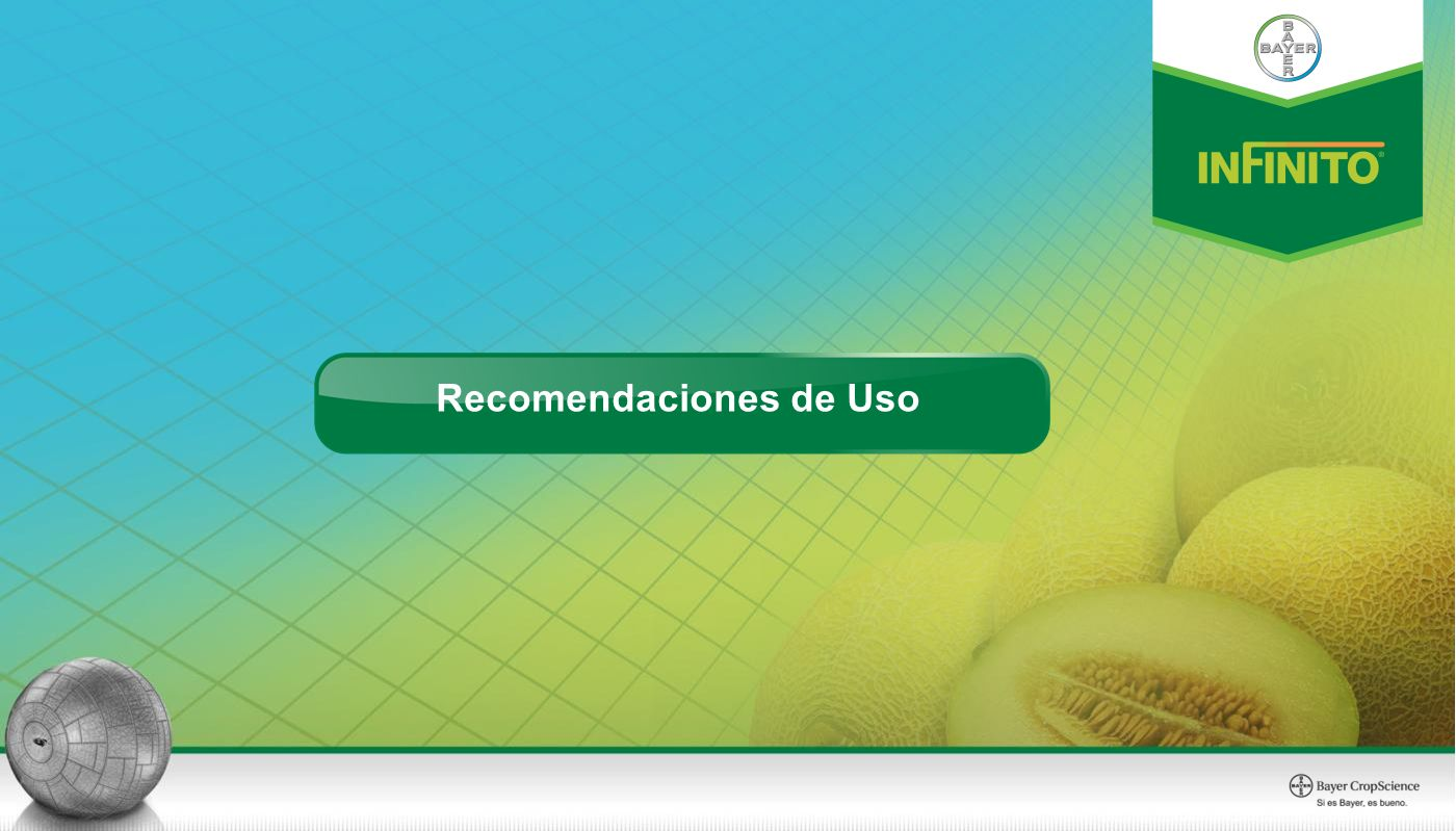 Recomendaciones de Uso