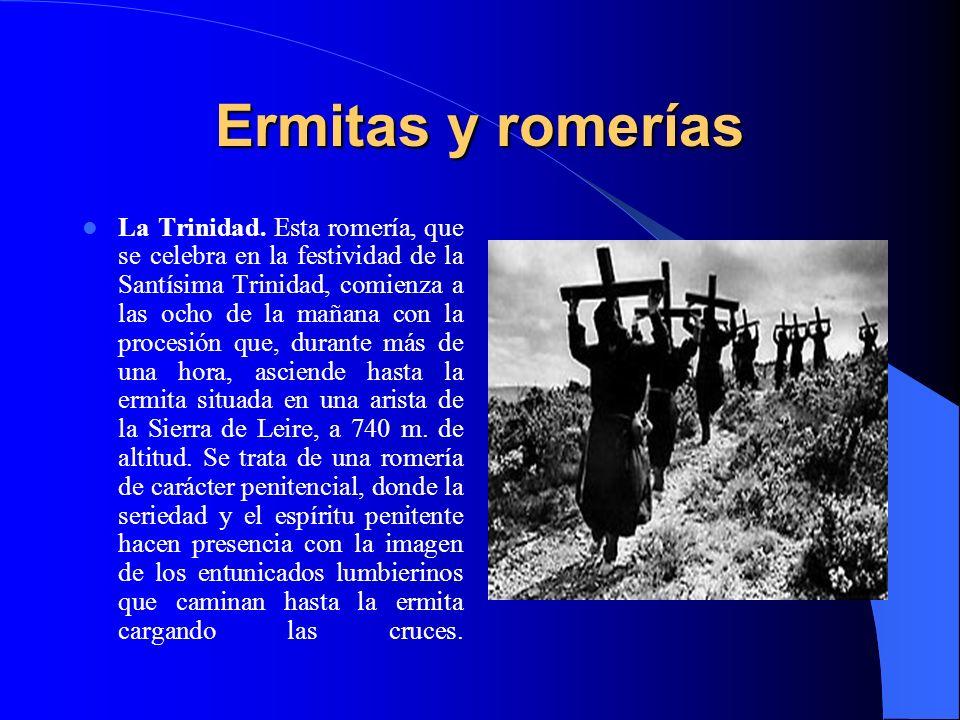 Fiestas Fiestas patronales.
