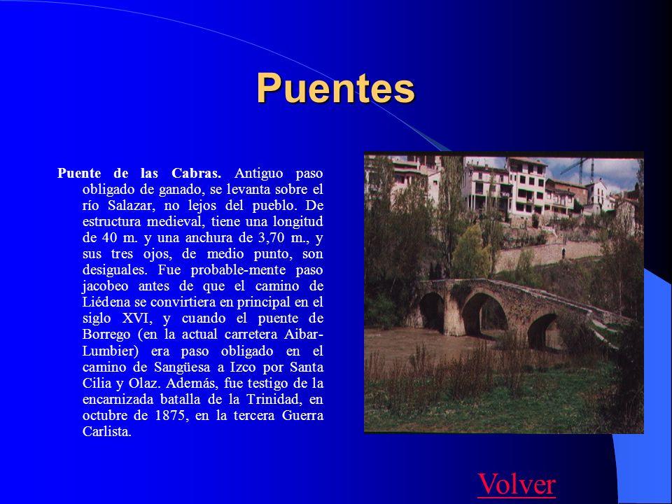 Puentes Hermosa leyenda al que se deno- mina con nombres tan antagóni- cos como