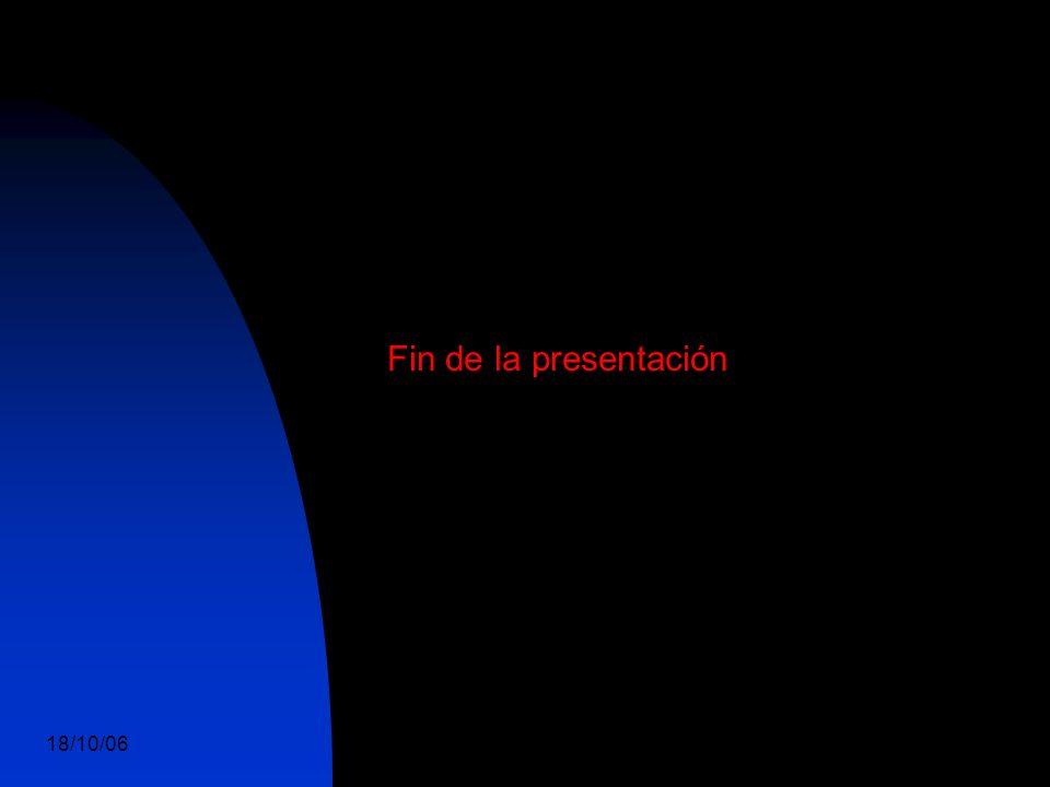 18/10/06 DuocUc, Ingenería Mecánica Automotriz y Autotrónica 25 Fin de la presentación